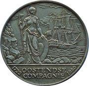 25 Oostendse Florijn - Oostendse Compagnie – obverse