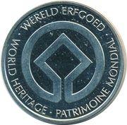 Token - World Heritage -  reverse
