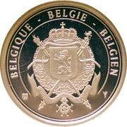 Token - 1er lustre du Roi Philippe – reverse