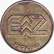 Parking Token - EZ Parking – obverse