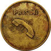 Telephone Token - Prison Gevangenis – obverse