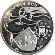 ECU (Duchy of Brabant) – obverse