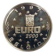 Euro (Margaret of Austria) – obverse