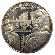 Euro (Margaret of Austria) – reverse