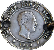 20 Centimes (Lauer Imitation Nürnberg) – obverse