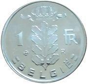 Replica - 1 Franc 2001 -  obverse