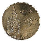 National Tokens Belgian Heritage - Arlon – obverse
