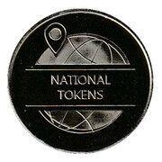 Token - National Tokens (Covid-19) – reverse