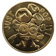 Monnaie de Paris Tourist Token - Walibi (Just pop it) – obverse