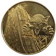 Monnaie de Paris Tourist Token (Loup Garou) – obverse