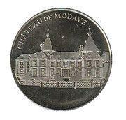 National Tokens Belgian Heritage - Modave (Château de Modave) – obverse