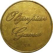 50 Francs - Olympian Games – obverse