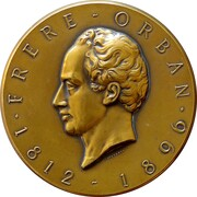 Medal - Crédit Communal de Belgique – obverse
