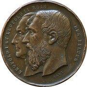 Medal - Exposition du cercle d'arboriculture de Gand – obverse