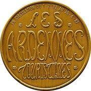 100 Ardennaises - Dinant – reverse