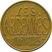 100 Ardennaises - Bouillon – obverse