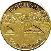 100 Ardennaises - Bouillon – reverse
