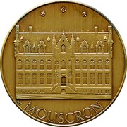 100 Hurlus - Mouscron – obverse