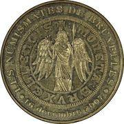 Jeton - Les Numismates de Bruxelles 2007 – obverse