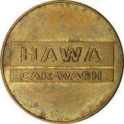 Car Wash Token - Hawa – obverse