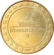 Jeton Touristique - Monnaie de Paris - Bruxelles - Les Numismates de Bruxelles – reverse