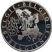 Token - Anniversary of the Euro – reverse