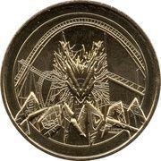 Jeton Touristique - Monnaie de Paris - Walibi Belgique - Kondaa – obverse