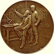 Médaille - Exposition Internationale de Liège (1930) – reverse
