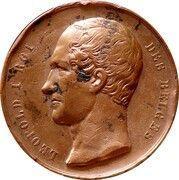 Médaille - Exposition Provinciale de Namur (1849) – obverse