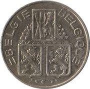 1 Franc - Léopold III (BELGIE-BELGIQUE) – obverse