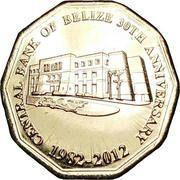 1 Dollar - Elizabeth II (Central Bank) – obverse