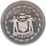 10 Dollars - Elizabeth II (Jabirus) – obverse