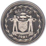 10 Dollars - Elizabeth II (Roseate Spoonbill) – obverse