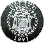 1 Dollar - Elizabeth II (Balmoral Castle) – obverse