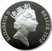 5 Dollars - Elizabeth II (Erwin Rommel) – obverse
