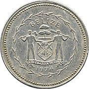 10 Cents - Elizabeth II (Long-tailed Hermit) – obverse