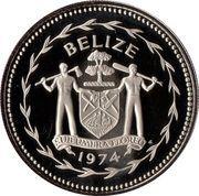 10 Dollars - Elizabeth II (Great Curassow) – obverse