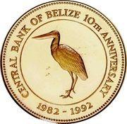250 Dollars - Elizabeth II (Central Bank) – reverse