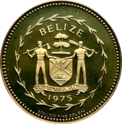 100 Dollars - Elizabeth II (United Nations) – obverse
