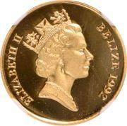 25 Dollars - Elizabeth II (Battle of El Alamein) – obverse