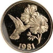 50 Dollars - Elizabeth II (Hummingbird) – reverse