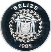 20 Dollars - Elizabeth II (United Nations) – obverse