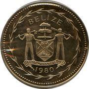 10 Dollars - Elizabeth II (Scarlet Ibis) – obverse