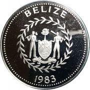 25 Dollars - Elizabeth II (Coronation) – obverse