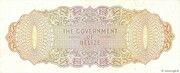 20 Dollars - Elizabeth II – reverse