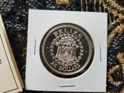 25 Dollars - Elizabeth II (Royal Visit) – obverse