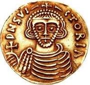 1 Solidus - Arichis II, Prince – obverse