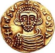 1 Tremissis - Arichis II, Prince – obverse