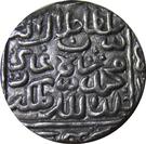 1 Tanka - Ghiyath al-Din Jalal (Satgaon mint) – obverse