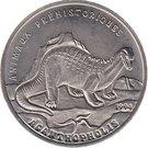200 Francs CFA (Acanthopholis) – reverse